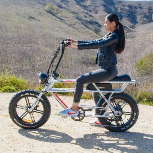 Addmotor MOTAN Bicycle 750W Tire Black