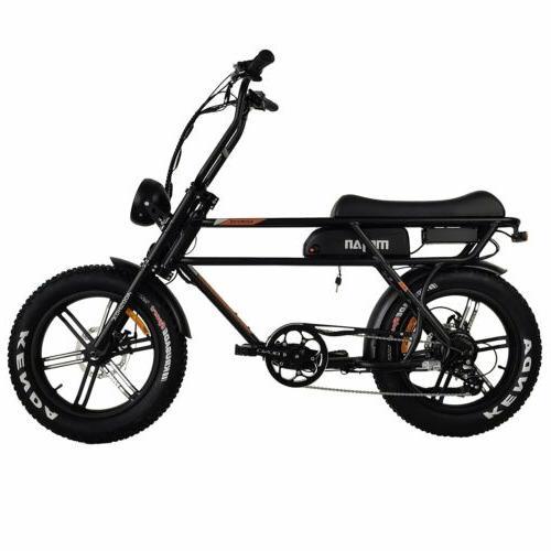 motan m 70 electric bicycle 750w 20