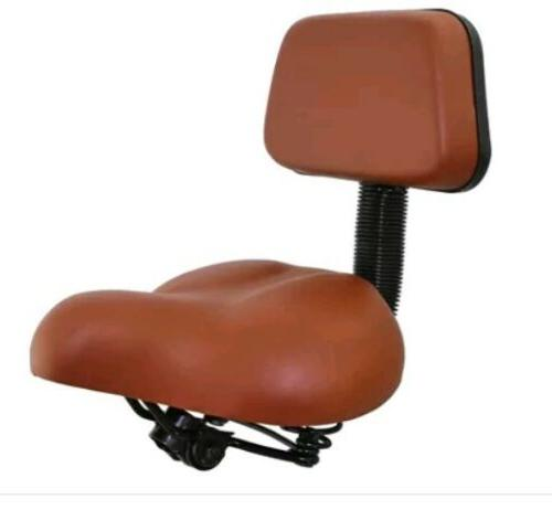 new beach cruiser bicycle seat with back