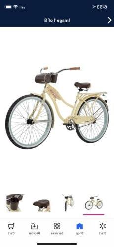 panama jack 26 inch beach cruiser bike