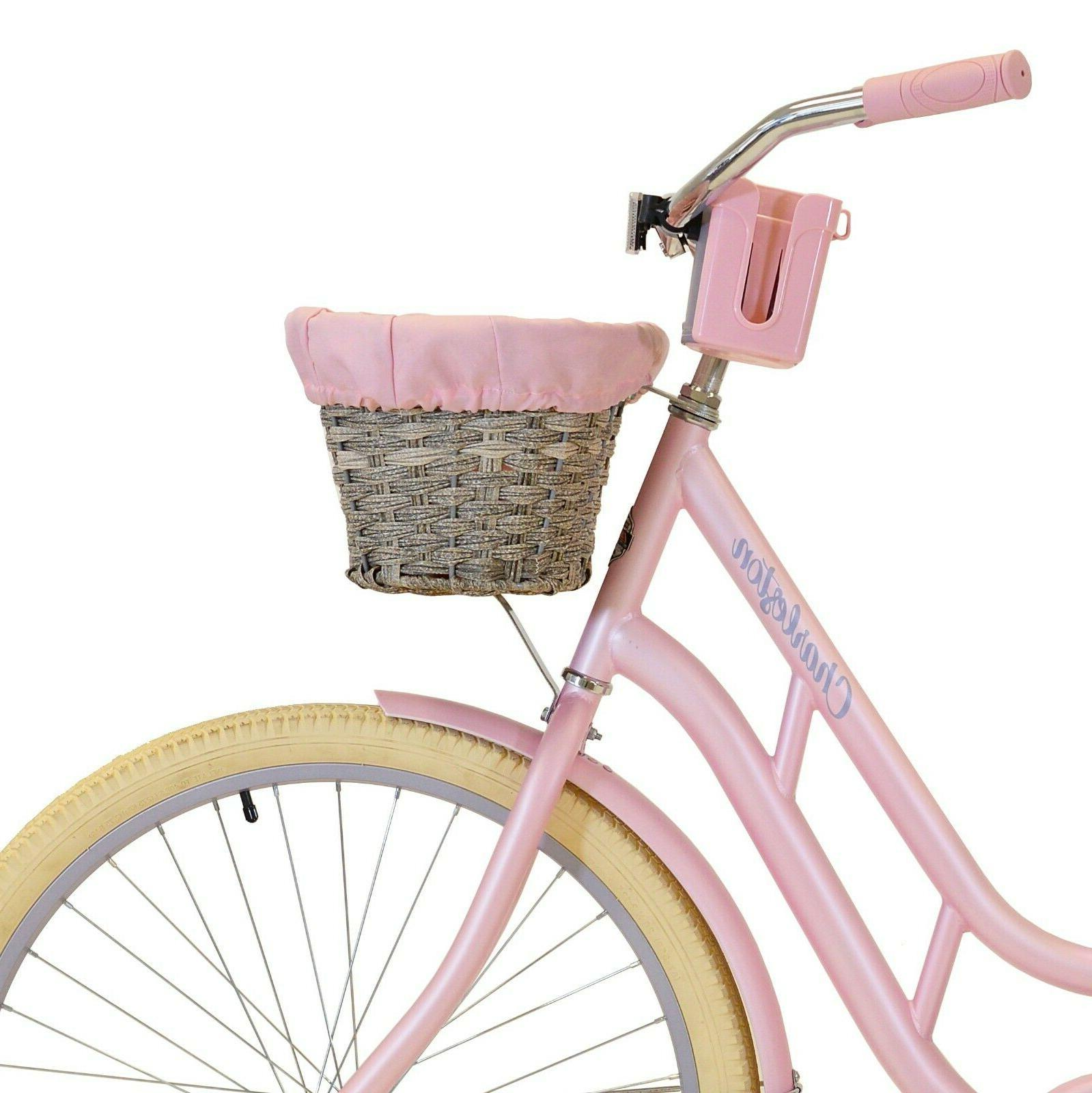 "SHIPS FAST! 26"" Womens Comfort Cruiser Pink NEW"