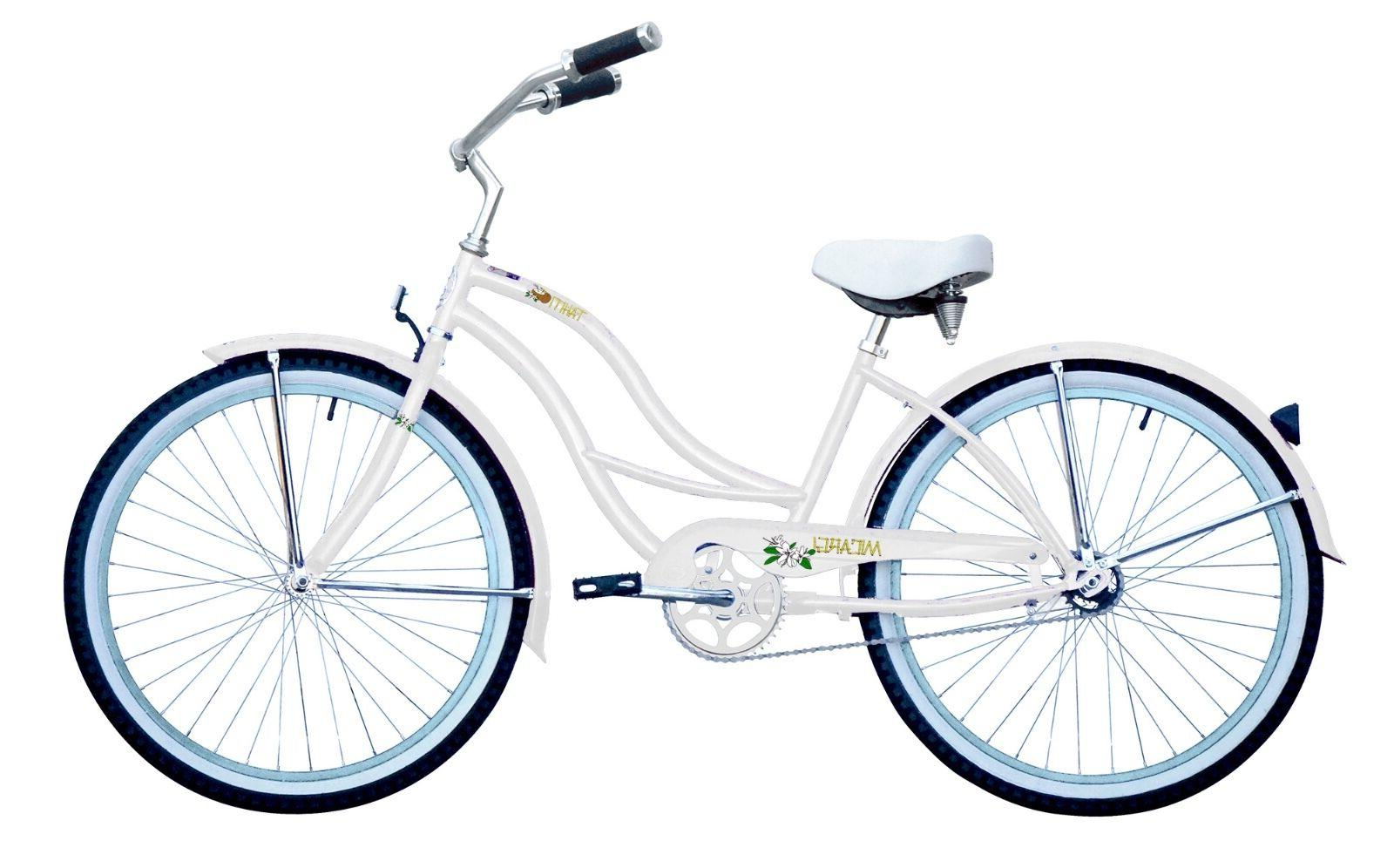 """NEW Beach Cruiser Tahitti Bicycle 26"""" WOMEN'S"""