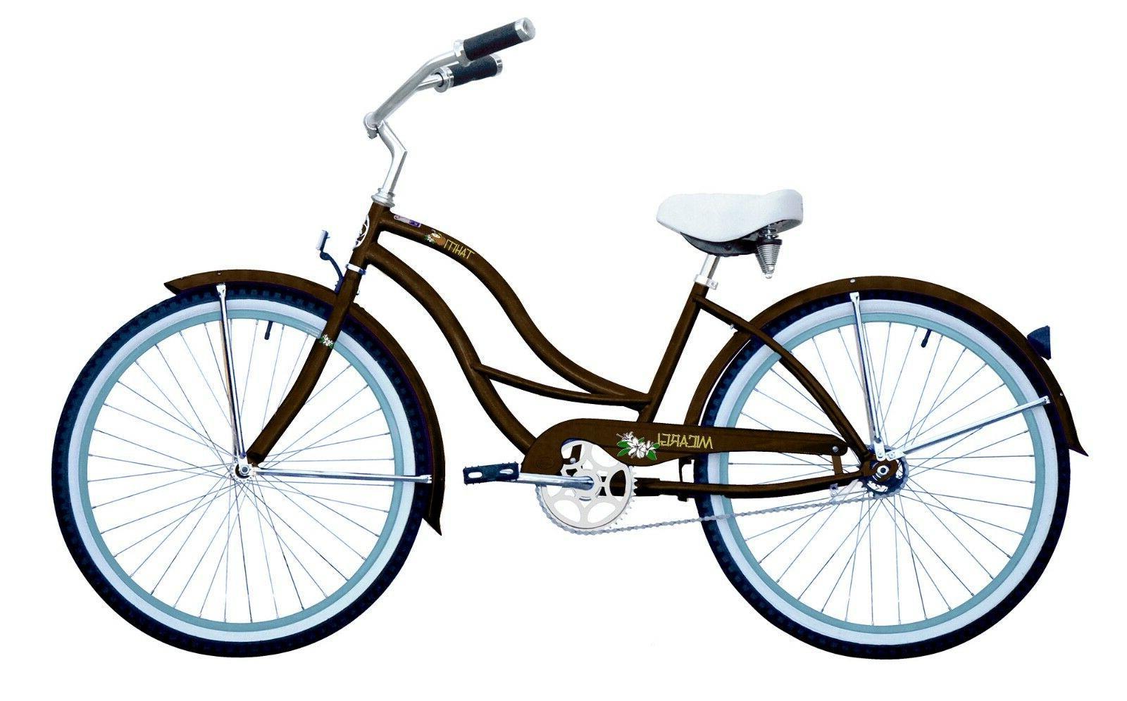 NEW Beach Cruiser Micargi Tahitti One Bike