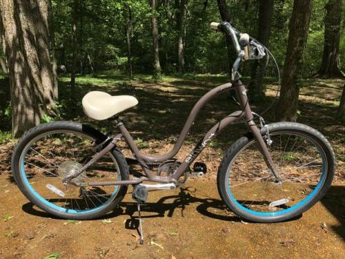 Used Electra Townie 7 Woman's Bicycle Beach