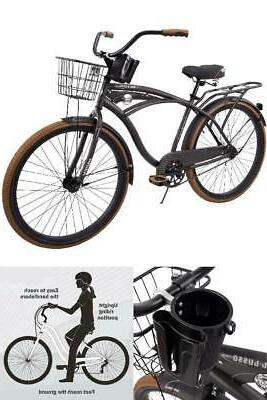 vintage mens cruiser bike nel lusso single