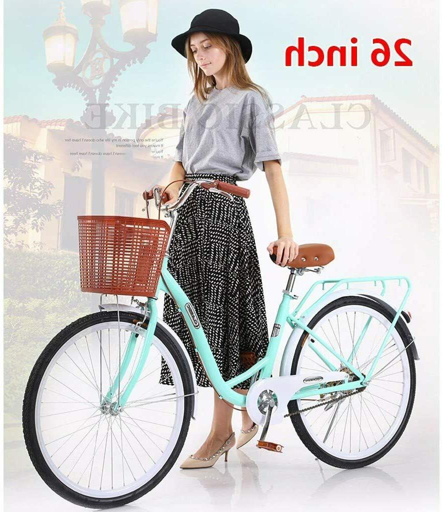 womens beach cruiser bike 24 inch unisex
