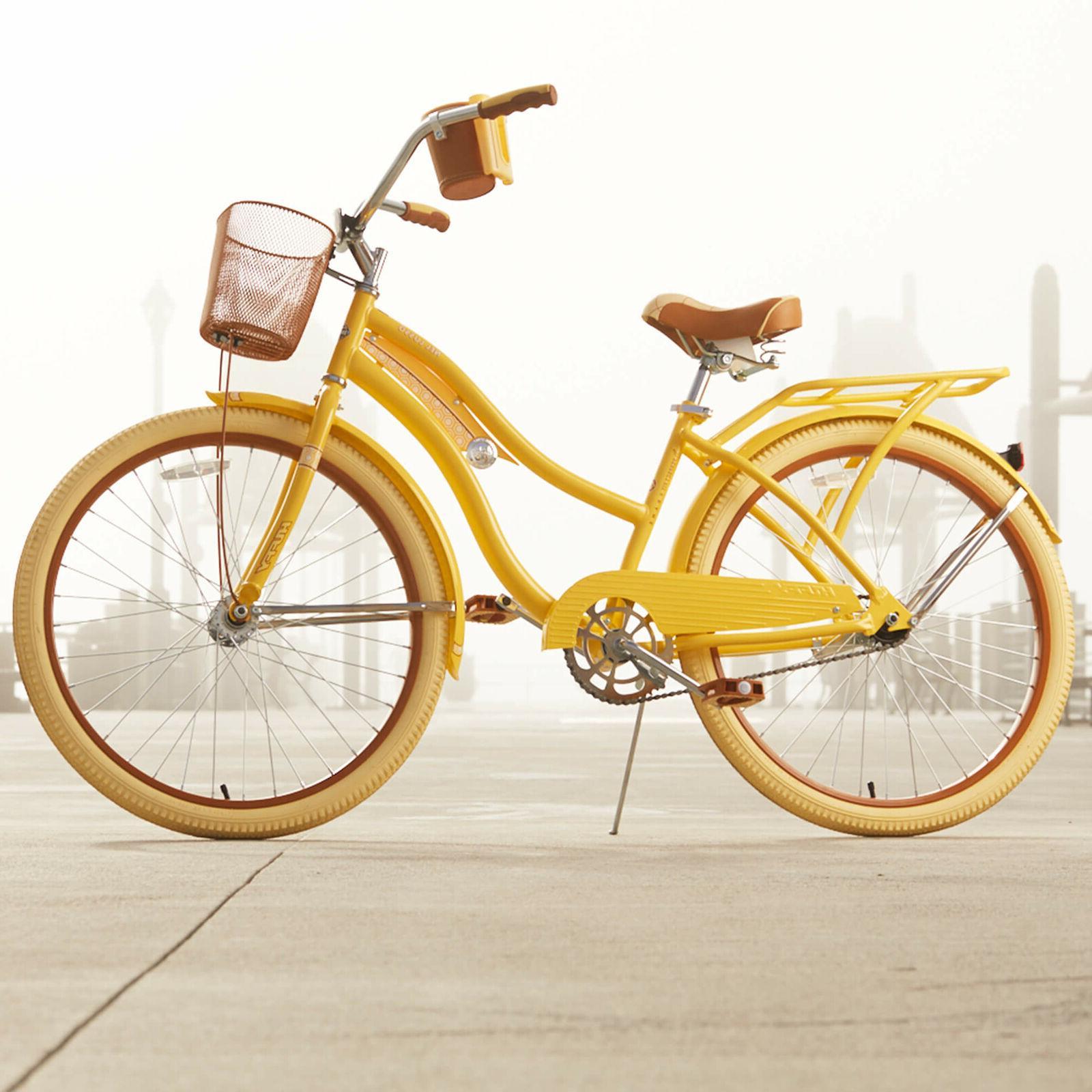 womens cruiser bike 26 vintage beach bicycle