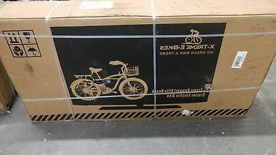 X-Treme 24 - Electric Bike DEAL