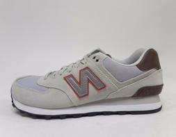 New Balance Men's CLASSIC 574 BEACH CRUISER Shoes Grey ML574