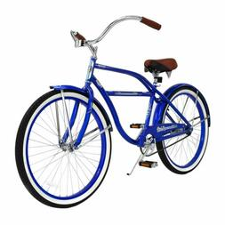 Men's Columbia Huntington 26-Inch Beach Retro Cruiser Bike