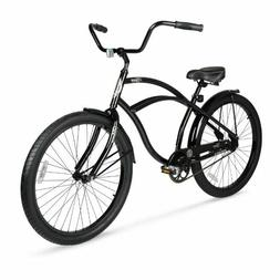 Men Cruiser Bike Bicycle Coaster Brake Beach City Urban Comf