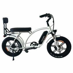 Addmotor MOTAN M-60 P7 Electric Fat Cruiser Bike Retro 750 W
