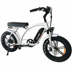 Addmotor MOTAN M-60 R7 Electric Beach Fat Cruiser Bike Retro