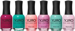 ORLY Nail Lacquer Polish. Choose your best color.