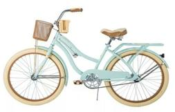 Huffy Nel Lusso Women's Beach Cruiser Bike Mint 24 Inch Bicy