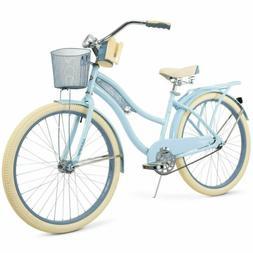 "Huffy 26"" Women's Nel Lusso Beach Cruiser Bike with Perfect"