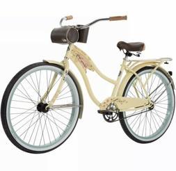 Panama Jack Womens 26-inch Beach Cruiser Bike, Beverage Hold