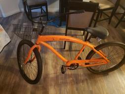 Paul Frank Nirve Original Orange Helicopter Bike Beach Cruis