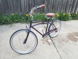 Renovated Trek Beach Cruiser Bicycle