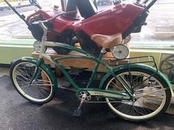 TREK CRUISER CLASSIC BEACH COMFORT STREET Bike SINGLE SPEED