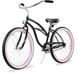 "Firmstrong Urban Lady Limited Women's 26"" Beach Cruiser Bike"