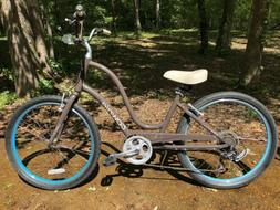used townie 7d 7 speed woman s