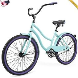 Womens 24 Cruiser Bike Beach Huffy Coaster Brake Cranbrook A